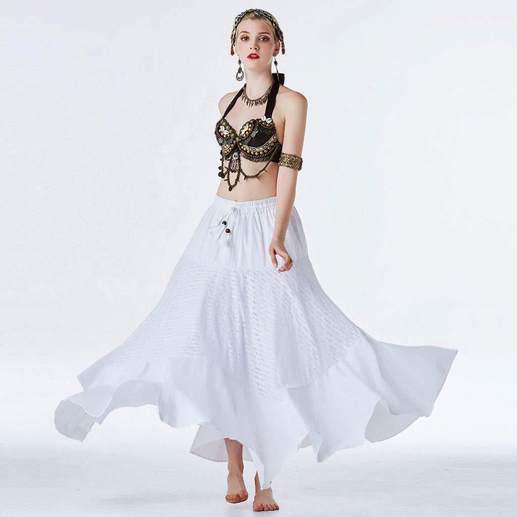 品質保証 ベリーダンス衣装部族の風パフォーマンスセット女性の古典的な民族舞踊のドレススリーピースセット 白 B07P6WM59S L l|白 白 l L L l, アヤチョウ:9123eca4 --- a0267596.xsph.ru