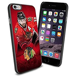 NHL Chicago Blackhawks Android Sharp , Cool iPhone 6 Case Cover Collector iPhone TPU Rubber Case Black by mcsharks