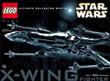 LEGO Star Wars X-Wing Fighter UltimateCollectorSeries 7191 (japan import)