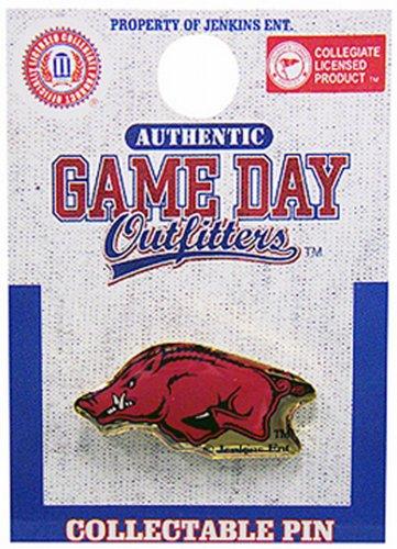 NCAA Arkansas Razorbacks Logo Lapel Pin