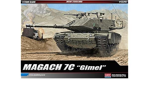 1//35 MAGACH 7C Gimel #13297 ACADEMY HOBBY KITS by Academy Models