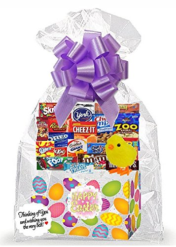Easter Egg Thinking Of You Cookies, Candy & More Care Packag