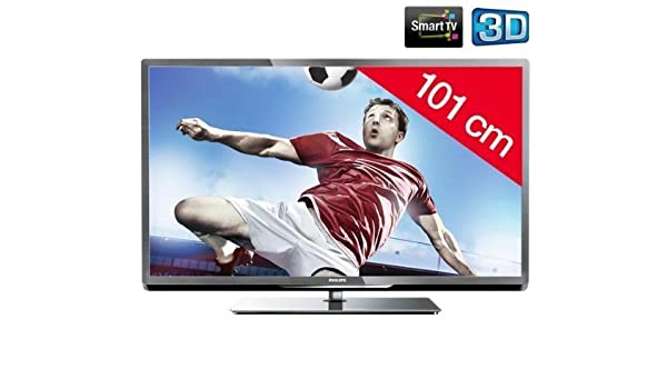 PHILIPS Televisor LED 3D 40PFL5507H/12: Amazon.es: Electrónica