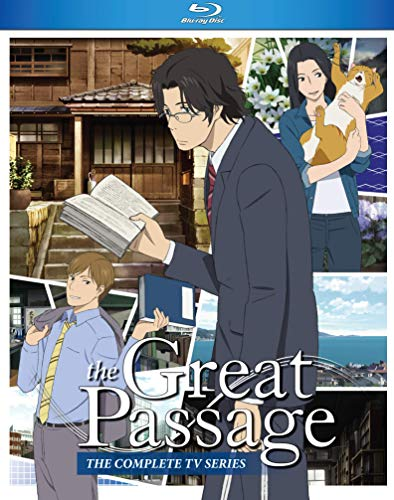The Great Passage Complete TV Series [Blu-ray]