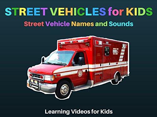 Learning Vehicles on Amazon Prime Video UK