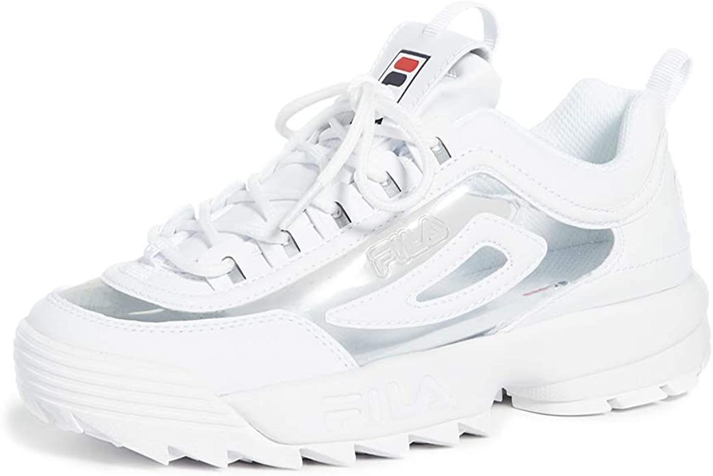 Fila Ray Tracer Chaussures Sneakers Homme Black (40.5 EU)
