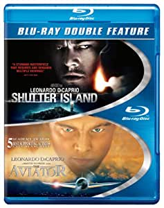 Shutter Island/ The Aviator (BD) (DBFE) [Blu-ray]