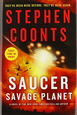book cover of Savage Planet