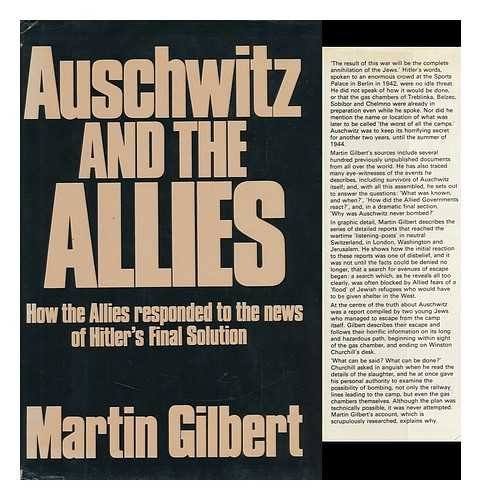 Read Online Auschwitz and the Allies pdf epub