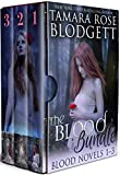 The Blood Series Boxed Set (Books 1-3): New Adult Dark Vampire Romance by  Tamara Rose Blodgett in stock, buy online here