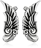 King Baby ''Heartbreaker'' Winged Heart Ear Cuffs