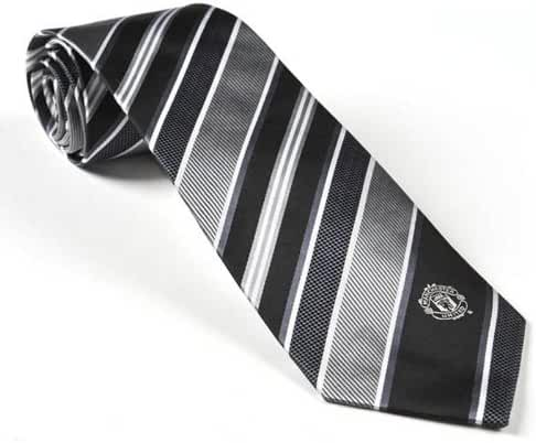 Manchester United Football Club Official Soccer Gift Club Tie