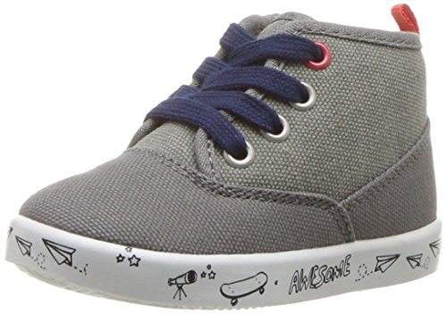 Carters Kids Mack Boys High-Top Sneaker