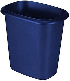 product image for Rubbermaid Waste Basket, 6-Quart, Blue