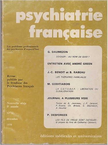 Telechargement De Livres En Espagnol Psychiatrie Francaise