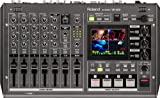 video switcher mixer - Roland VR-3EX All-in-One A/V Mixer with USB port for Web Streaming and Recording