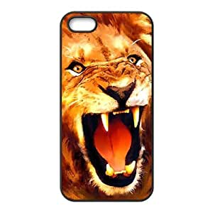3D Bumper Plastic Customized Case Of Okay Okay for iPhone 5,5S