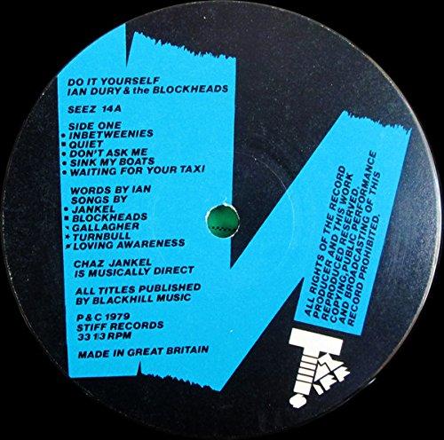 Ian dury the blockheads do it yourself lp vinyl amazon music solutioingenieria Image collections