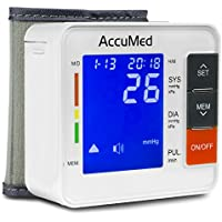 AccuMed ABP801 Wrist Blood Pressure Monitor
