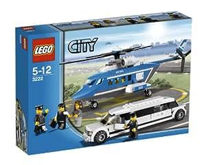 LEGO City Set #3222 Helicopter Limousine