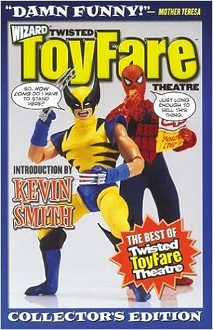 Twisted Toyfare Theatre, Volume 1 by Pat McCallum (2003-01-08)
