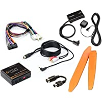 iSimple ISTY12 interface PLUS SiriusXM Tuner/Antenna kit PLUS dash removal tools for Select Toyota Scion Lexus vehicles (Bundle: 3 items)