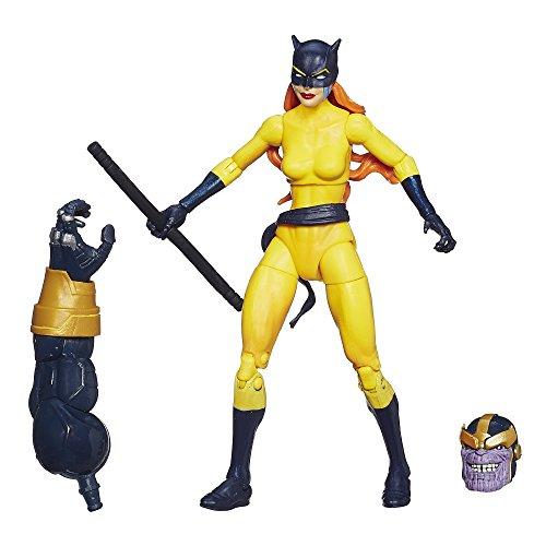 Marvel Legends Infinite Fierce Fighters Hellcat 6-Inch Figure ()
