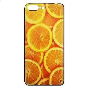 Back Cover For apple IPhone 7/8 Plus, Orange