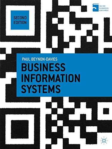 Business Information Systems Paul Bocij Ebook