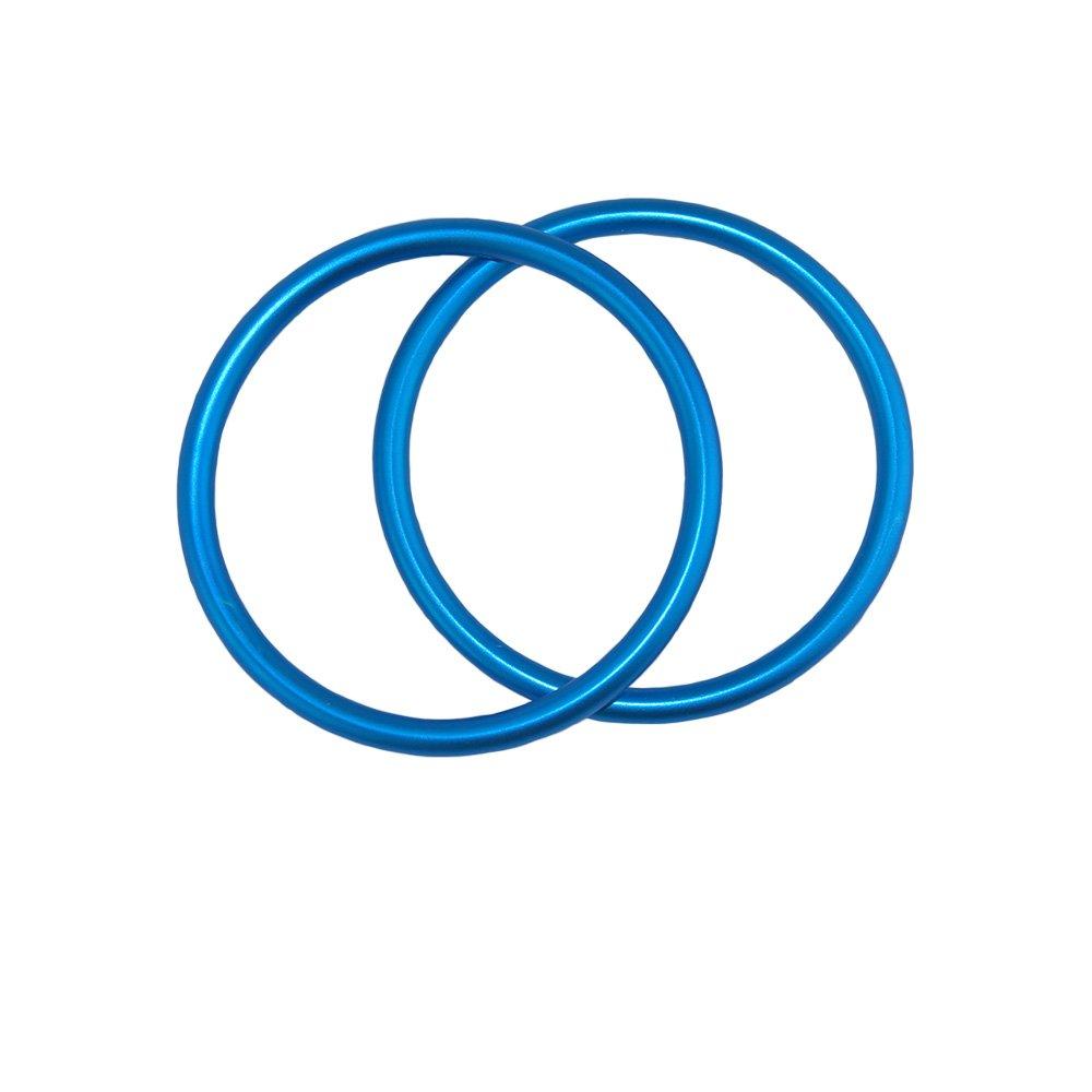 topind 7, 6cm Größe Aluminium Baby Sling Ringe für Babyschalen & Tragetücher von 2Pcs Lake Blue Shanxi Top Industries Co. Ltd.