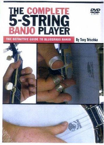 Complete 5 String Banjo Player [Importado]