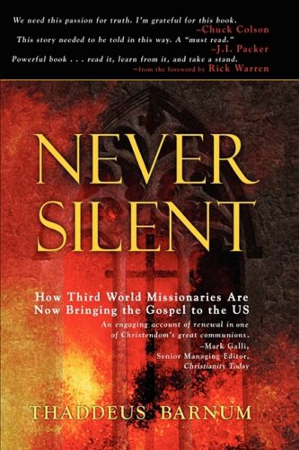 Never Silent (Mission Valley Party City)