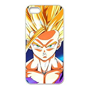 MMZ DIY PHONE CASEDragon Ball handsome boy Cell Phone Case for iPhone 5S