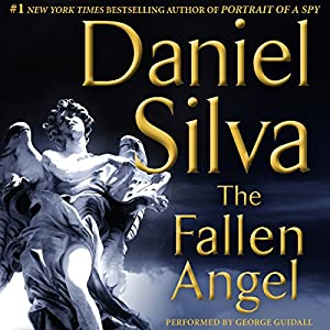 The Fallen Angel: Gabriel Allon, Book 12 Hörbuch