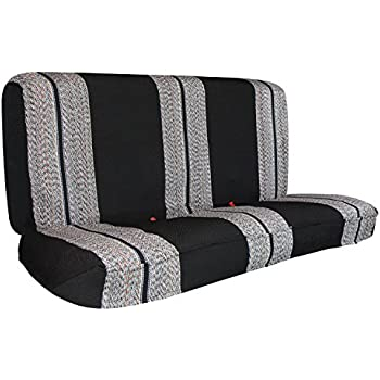 Leader Accessories Saddle Blanket Car Truck Bench Seat Cover Fits Chevrolet Dodge Ford And