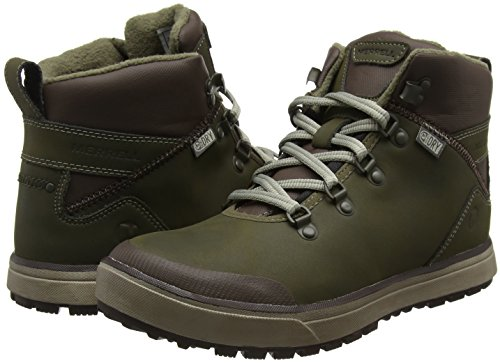 Merrell dusty Chaussures Vert Trek De Taille Olive Pour Randonne Waterproof Hommes Turku Haute rw4TqPr