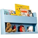 Tidy Books - Estantería, color azul