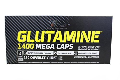 Olimp L-Glutamine Mega Caps, 120 Kapseln