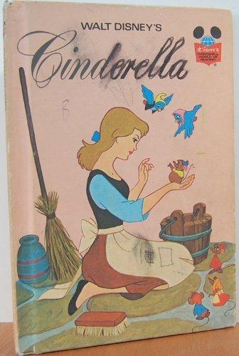CINDERELLA (Disney's Wonderful World of Reading)