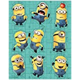 Despicable Me Stickers (4 Sheets)