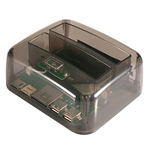 KoToTip - Estación de Carga para Discos Duros USB 3.0 Transparente ...