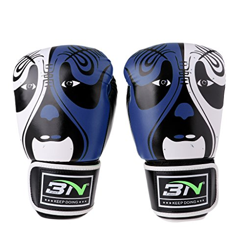Homyl Professional Fighting Training Gloves - Facebook for Kickboxing Taekwondo Muay Thai