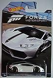 lamborghini huracan hot wheels - Hot Wheels 2017 Forza Motorsport Lamborghini Huracan LP 610-4 4/6, White