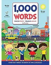 1,000 words: English-French • Français- Anglais