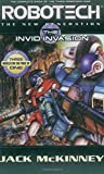 img - for Robotech: The New Generation: The Invid invasion: Three Action-Packed Novels in One Volume book / textbook / text book