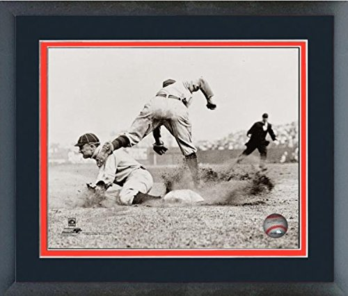 Ty Cobb Detroit Tigers Action Photo (Size: 12.5