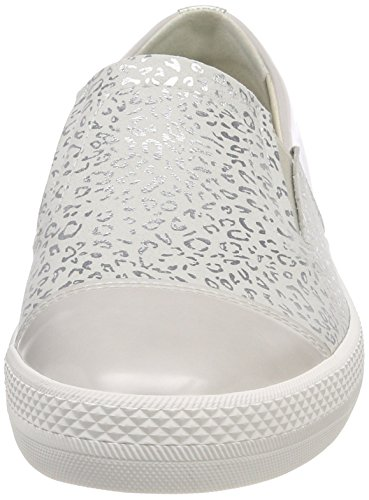 Pwhwqrcx White Sneakers Off Basses Geox Blanc Cassé Giyo B Femme D byYf76vg
