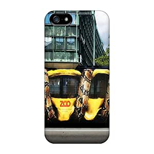 Iphone 5/5s Case Cover Snake Bus Case - Eco-friendly Packaging