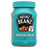 Heinz Beanz Fridge Pack 1 x 1kg by Heinz Beanz Fridge Pack 1 x 1kg [Foods]
