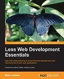 Read Less Web Development Essentials Epub